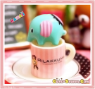 Kawaii RARE Sentimental Circus Mouton Elephant Dust Plug! Discontinued!