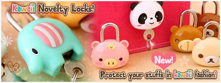 Kawaii New Locks!